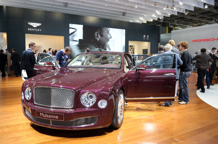 """Bentley Mulsanne"""