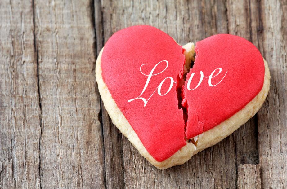 Pasibaigusi meilė