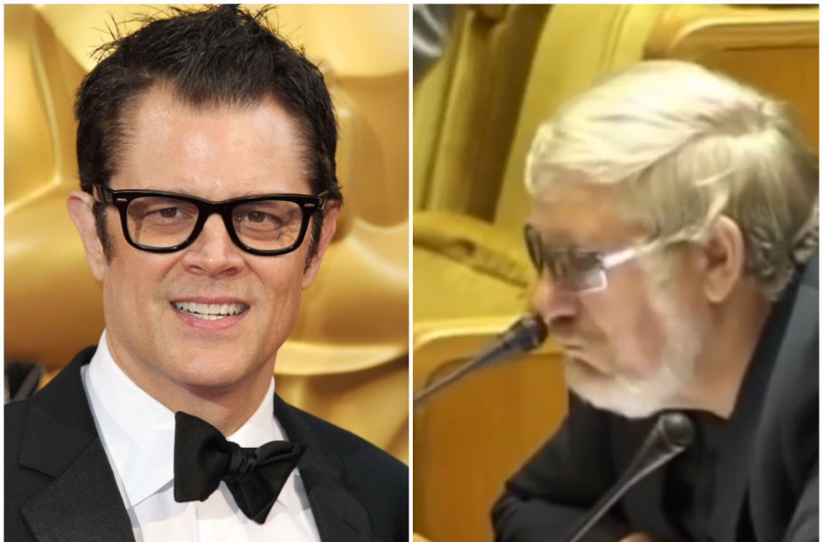 Johnny Knoxville'as, Vytautas Šustauskas