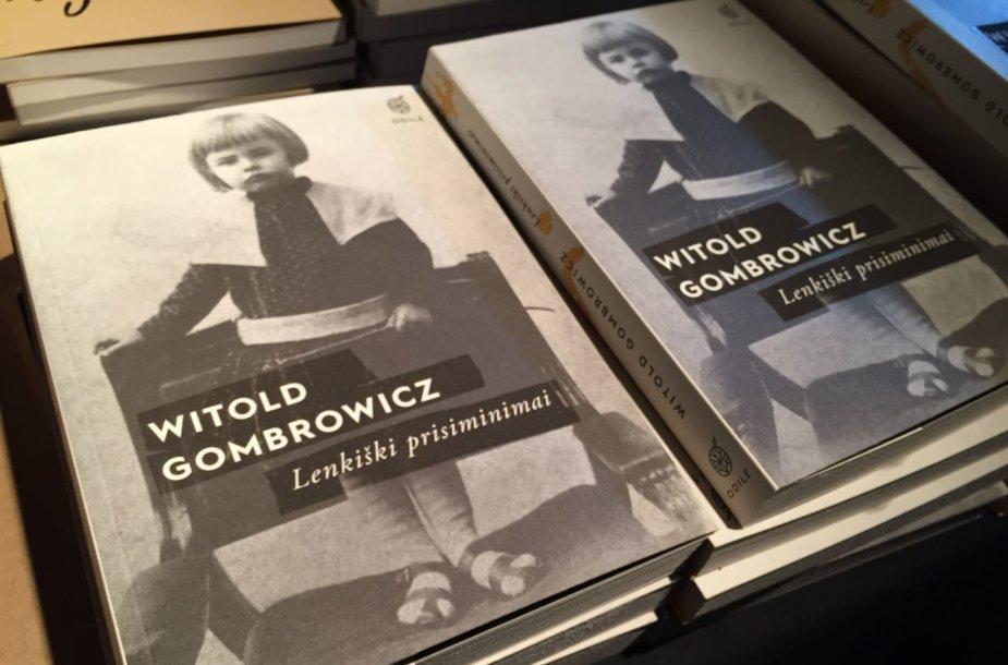 """Knyga """"Lenkiški prisiminimai"""""""
