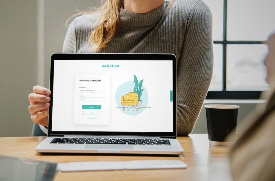 Bankera product visualisation @Bankera