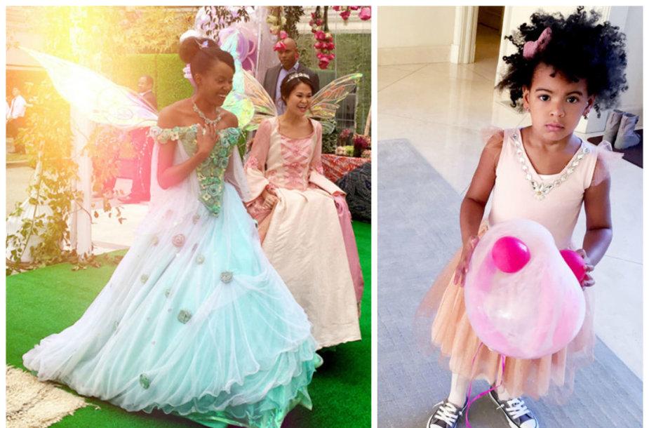 Beyonce dukters gimtadienio vakarėlis