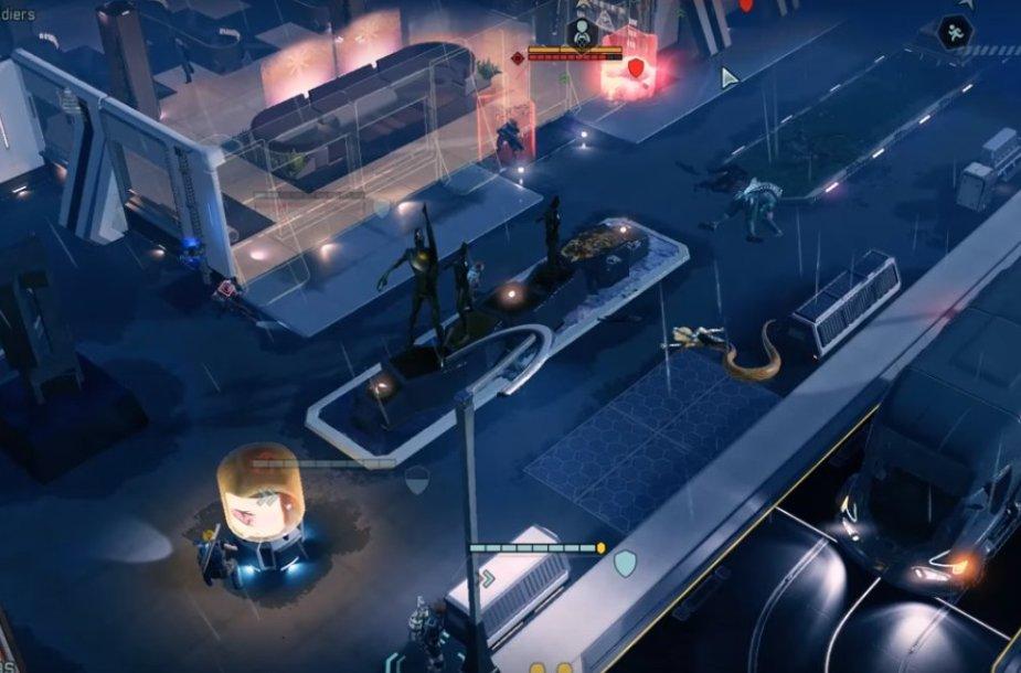 Kompiuterinio žaidimo XCOM 2 stopkadras