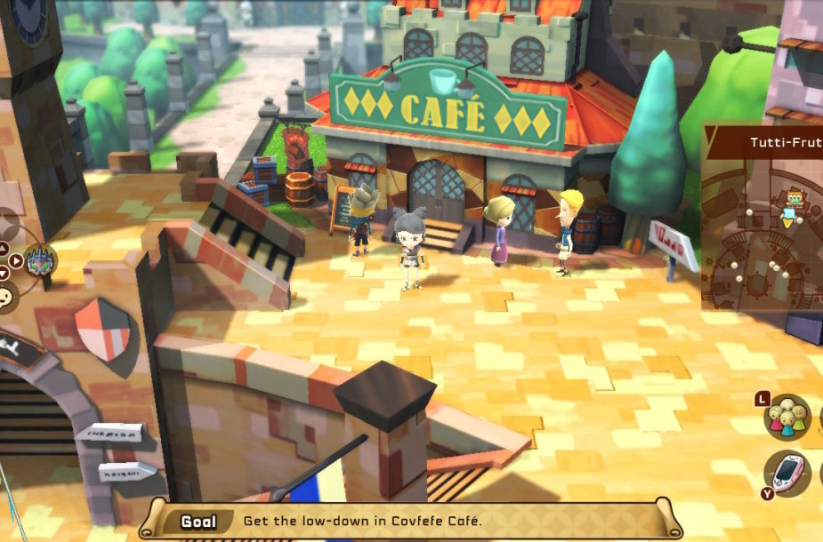 """""""Snack World: The Dungeon Crawl Gold"""""""