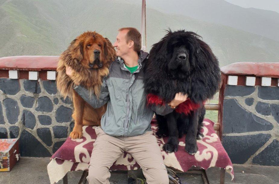 Kelionė Tibete