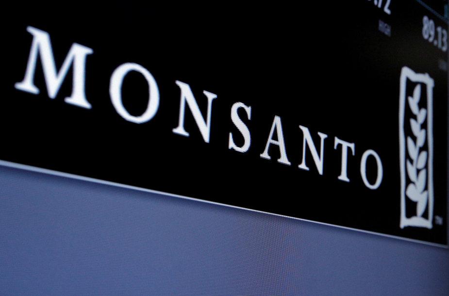 """Monsanto"" logotipas"
