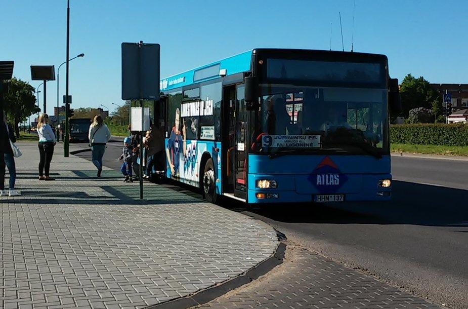 Klaipėdos autobusas