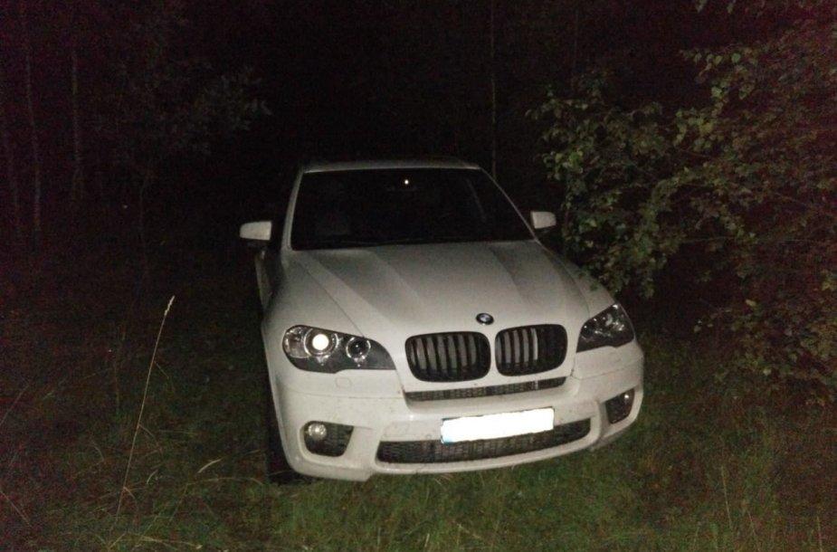BMW buvo pavogtas Vokietijoje prieš mažiau nei parą