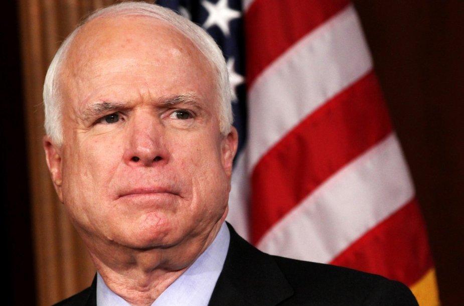 JAV senatorius J. McCain