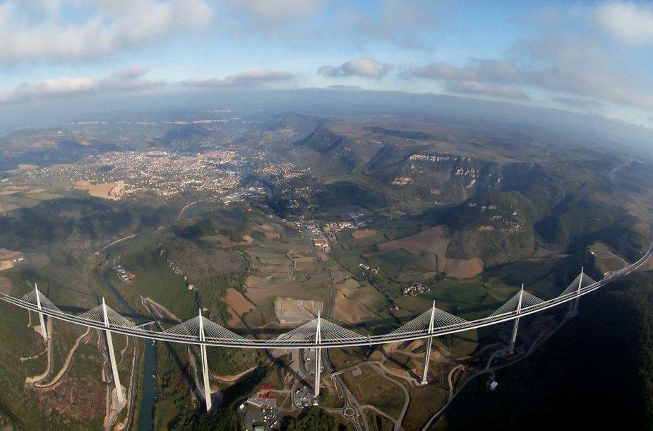 11 įspūdingiausių pasaulio tiltų