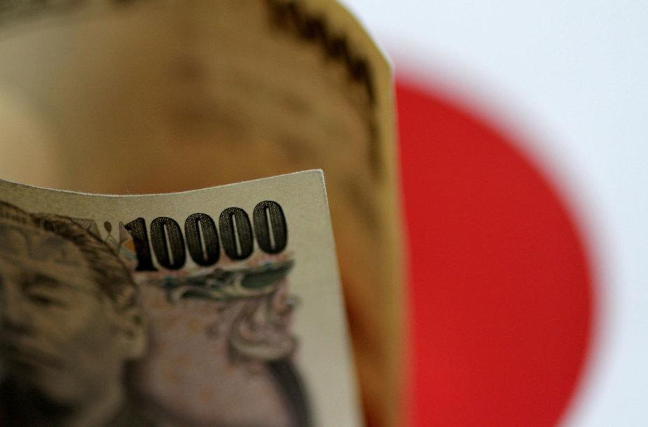 Japonijos jenos