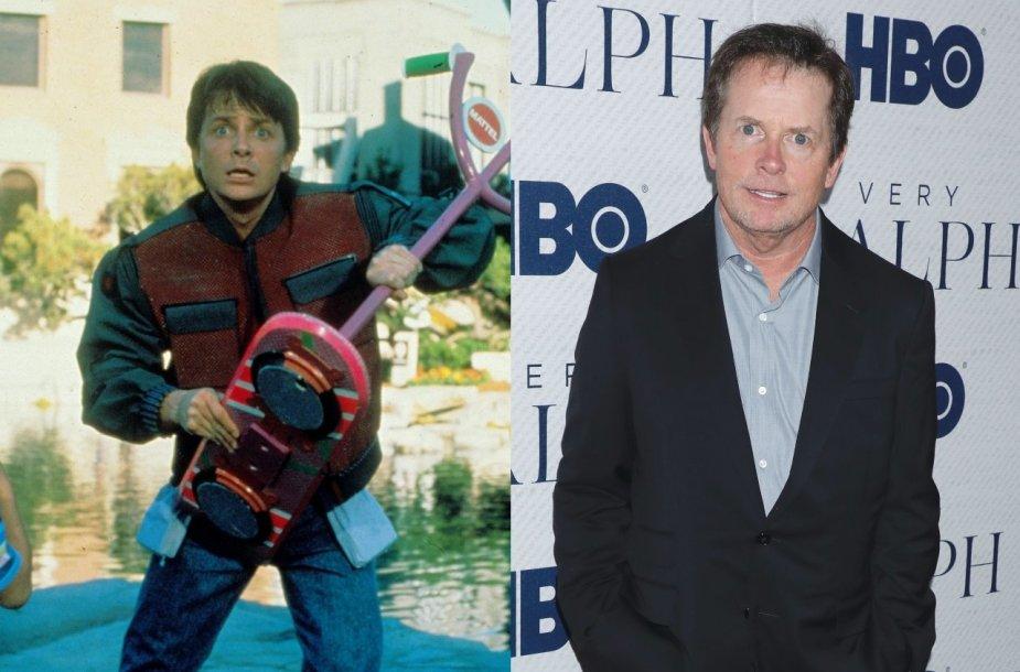 Aktorius Michaelas J.Foxas