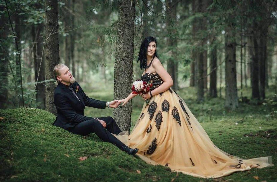 Linas ir Vaiva Šalčiai