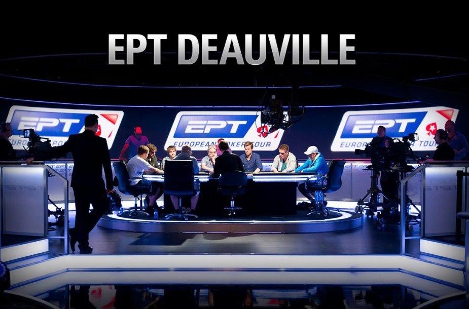 Europos pokerio turas (EPT) Dovilyje