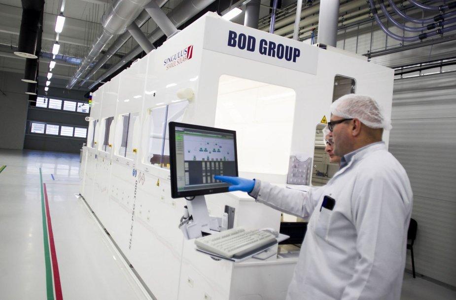 """""""BOD Group"""" Aukštųjų technologijų centro atidarymas."""