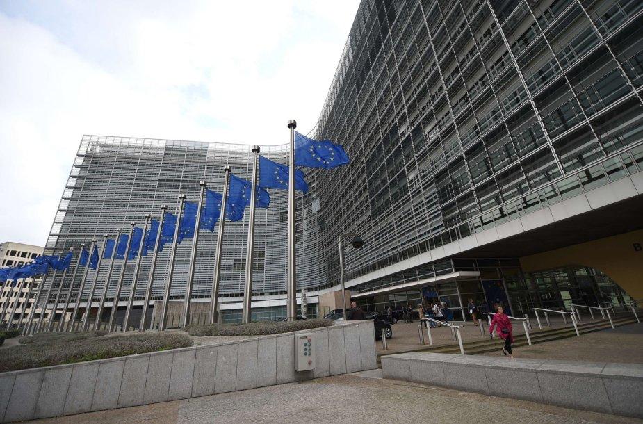 ES būstinė Briuselyje