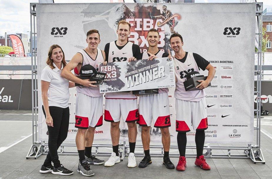 Lietuvos 3x3 krepšinio komanda