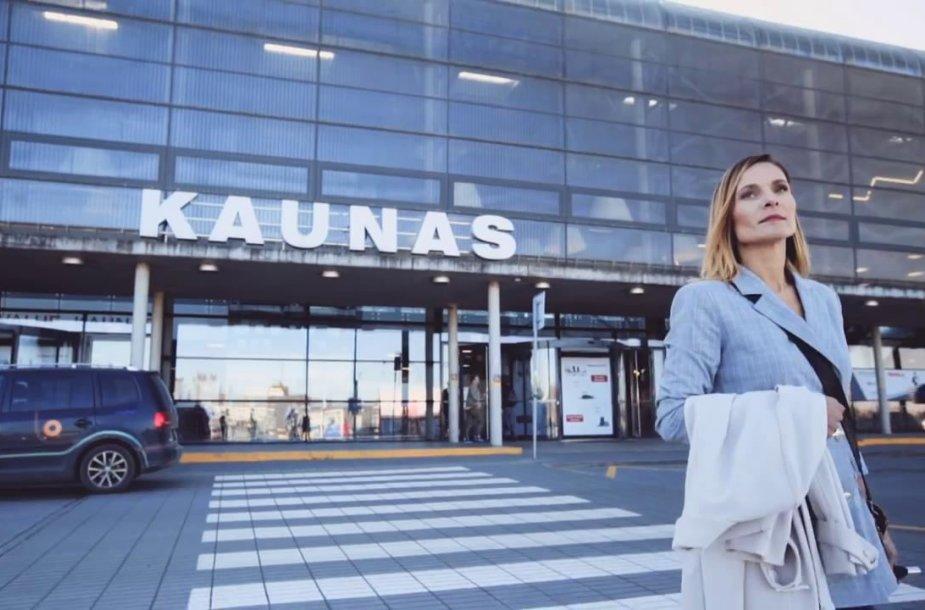Medicinos turizmą Kaune pristatantis vaizdo klipas