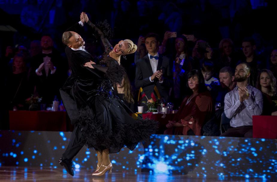 Pasaulio standartinių sporto šokių čempionatas