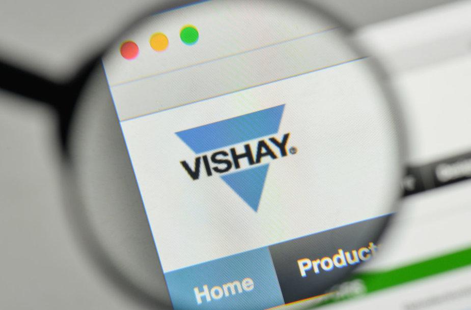 """""""Vishay Intertechnologies"""" bendrovė, pavadinta išnaikintų Veisiejų žydų garbei"""