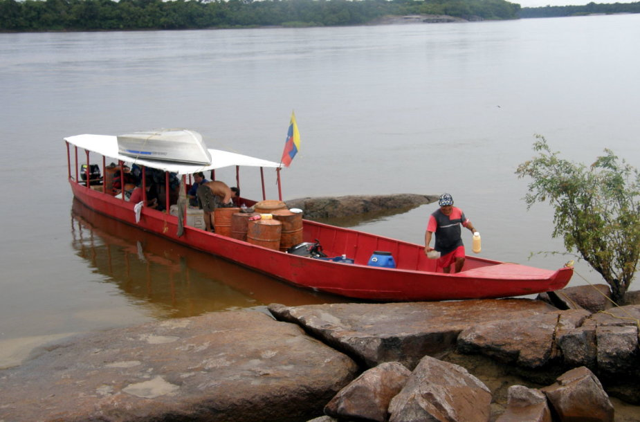 Lietuvio apsilankymas atokioje Amazonės gentyje