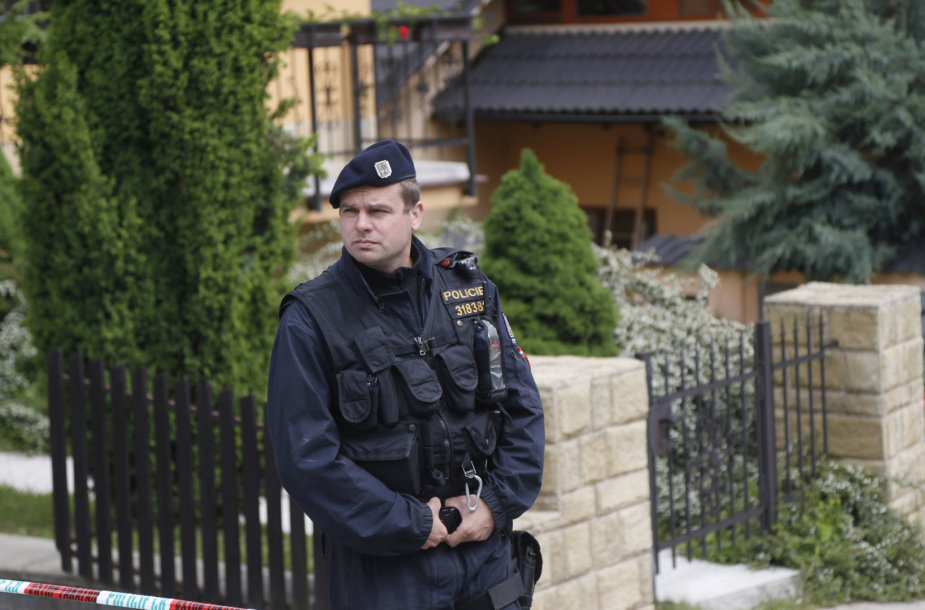 Čekų pareigūnas