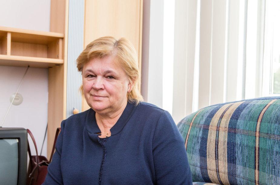 Klaipėdos jūrininkų ligoninės Palangos departamentas