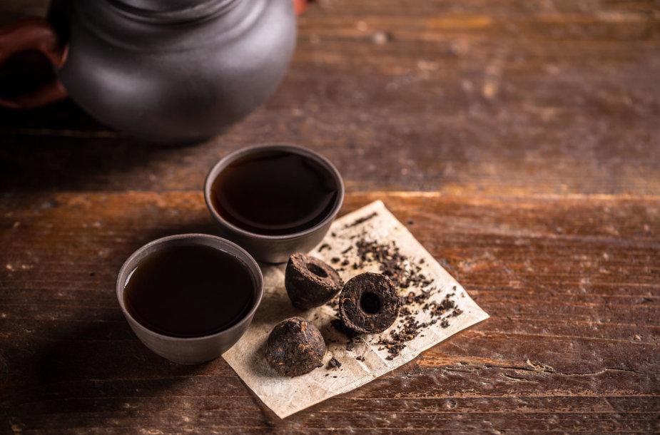 Puero arbata