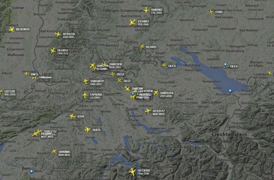 Pasaulio grietinėlė skrenda į Davosą