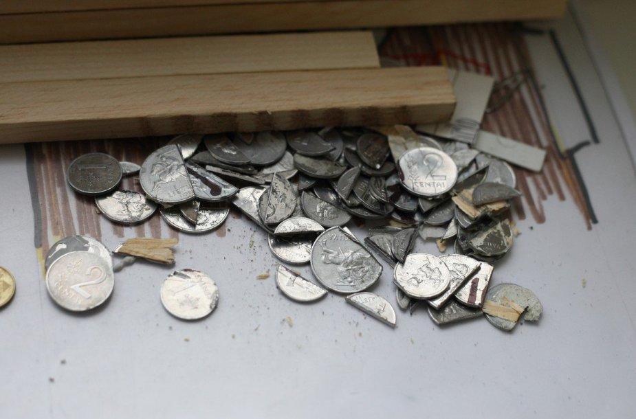 Šiauliuose kuriamas muziejus lietuviškai valiutai atminti