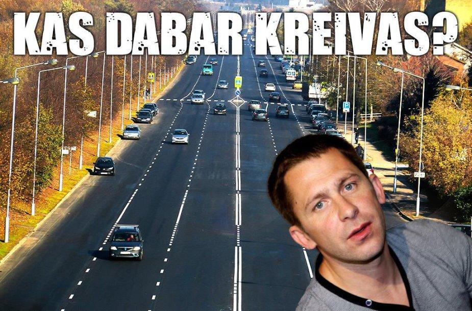 """Nuotrauka iš Andriaus Kupčinsko """"Facebook"""" paskyros"""