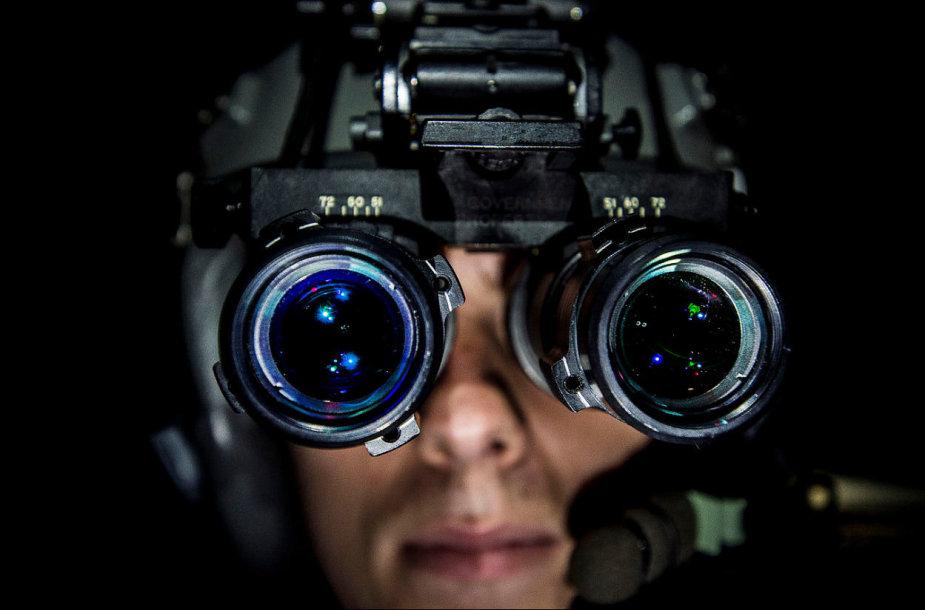 Naktinio matymo įranga