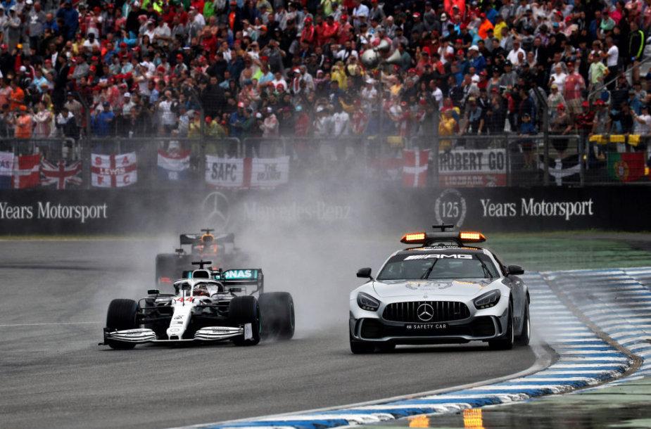 """""""Formulė 1"""", Vokietijos GP, Lewisas Hamiltonas"""