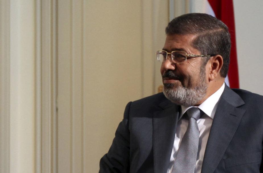 Egipto prezidentas Muhammedas Mursi