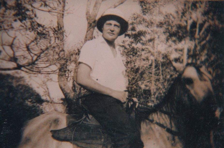 A.F, Bendoraitis į Amazones džiungles atvyko šešto dešimtmečio pradžioje.