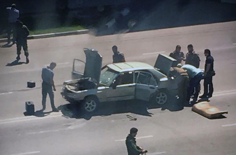 Išpuolis Čečėnijoje