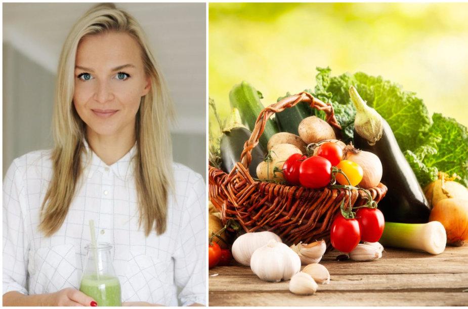 Dietistė Toma Dvelytė – apie rudens gėrybes ir mitybą