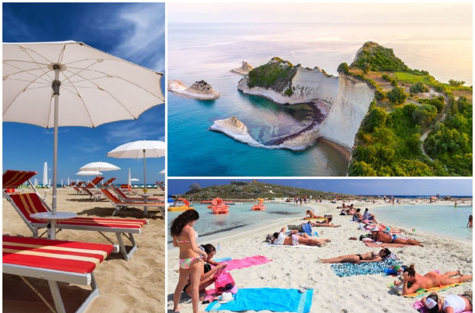 Riminis, Korfu ir Kipras