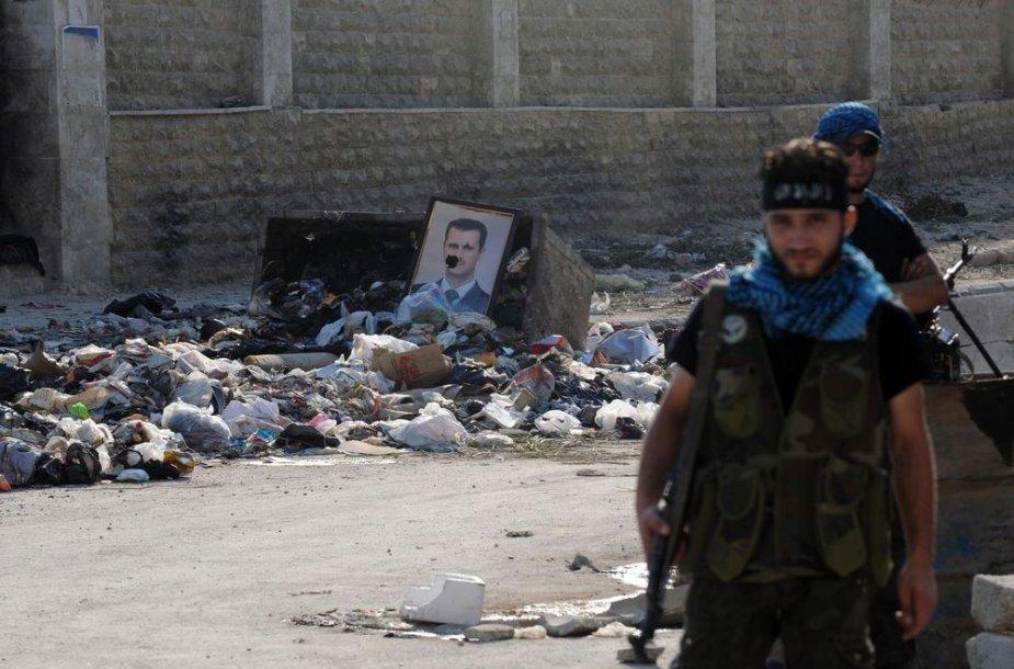 Sirijos miestas Alepas