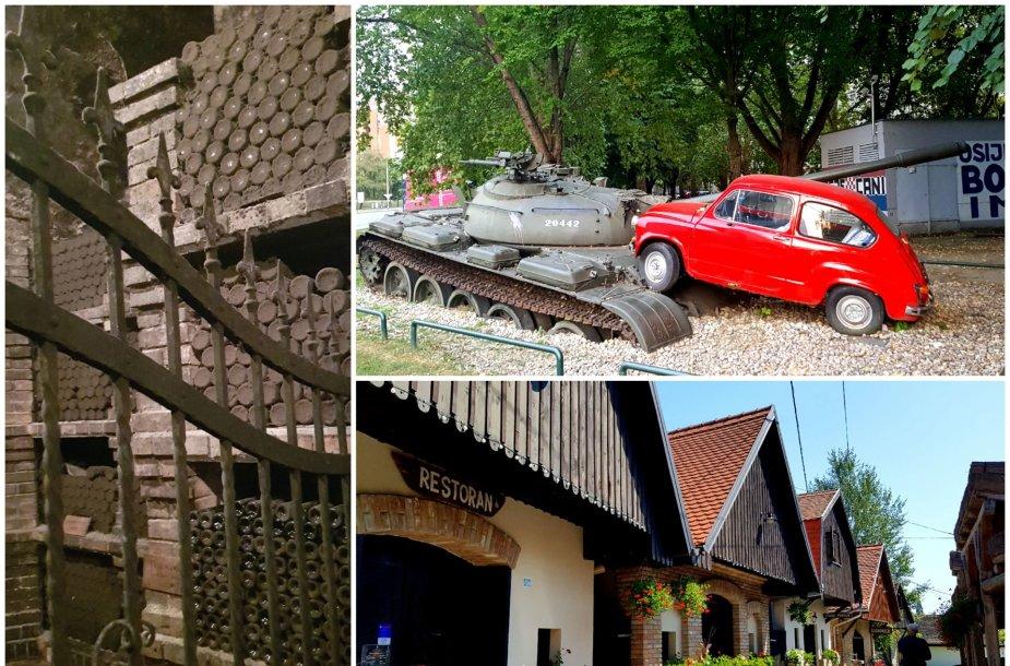 Kelionė Slavonijoje