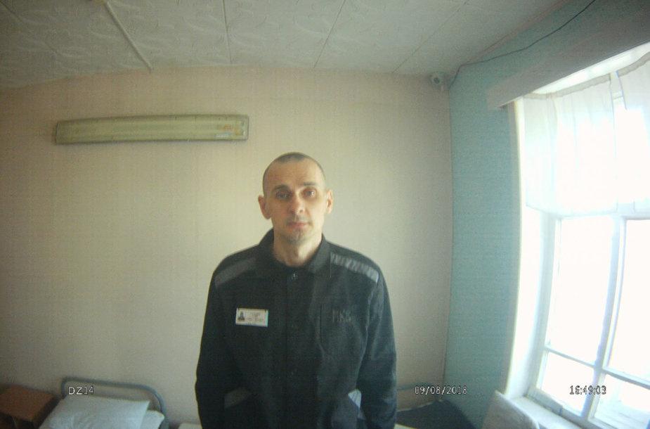 Olehas Sencovas Rusijos kalėjime