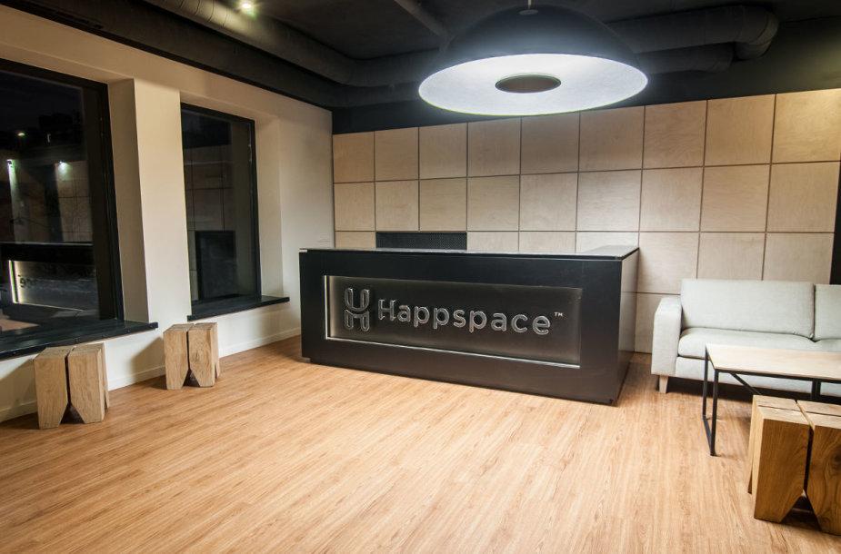 """Bendradarbystės tinklas """"Happspace"""""""