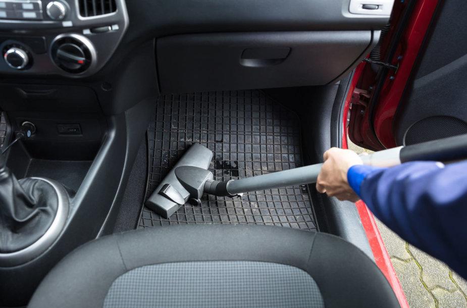 Automobilio kilimėlis