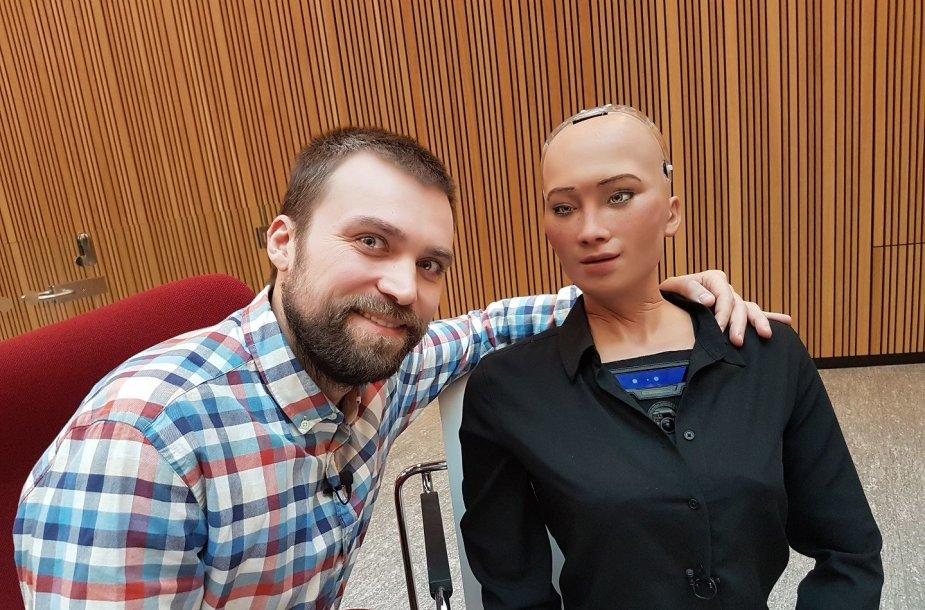 Humanoidė Sofija