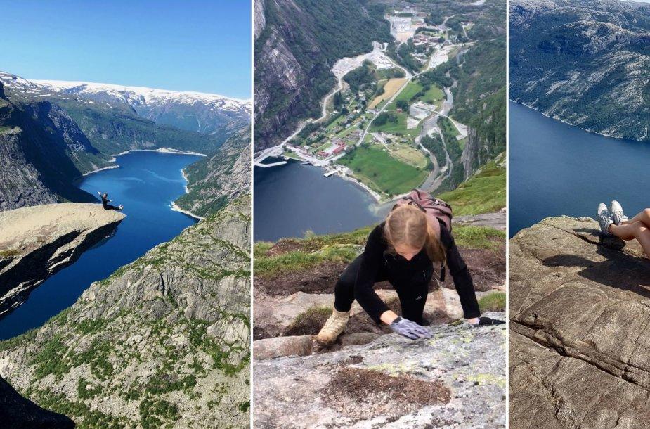 Žygiai Norvegijoje
