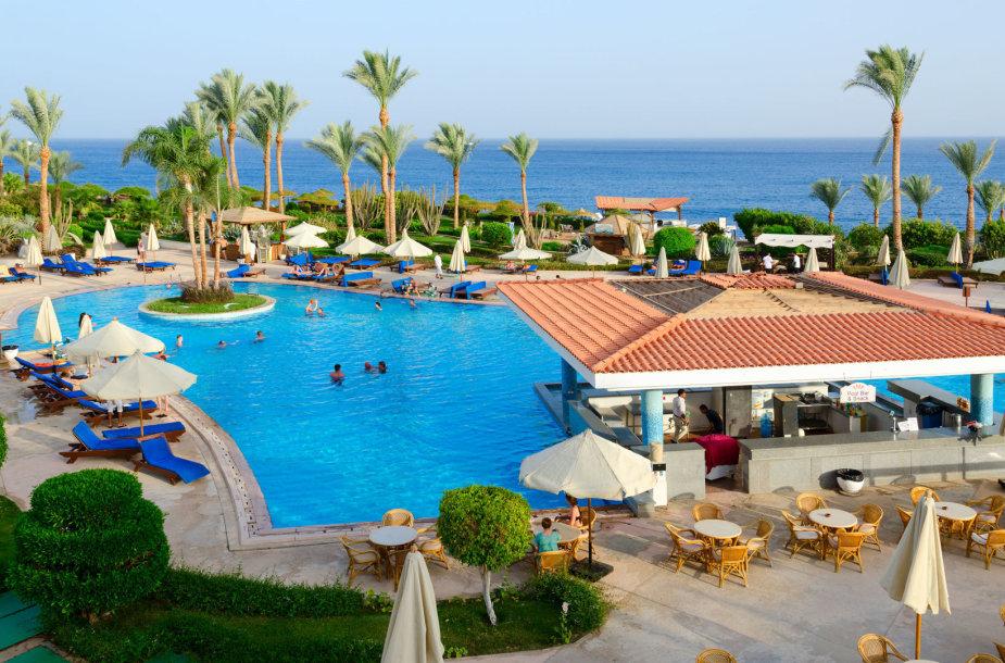 Viešbutis Egipte