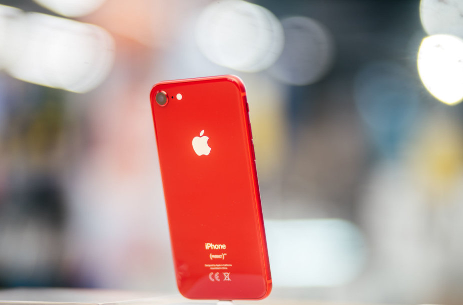 """""""iPhone8"""" RED"""