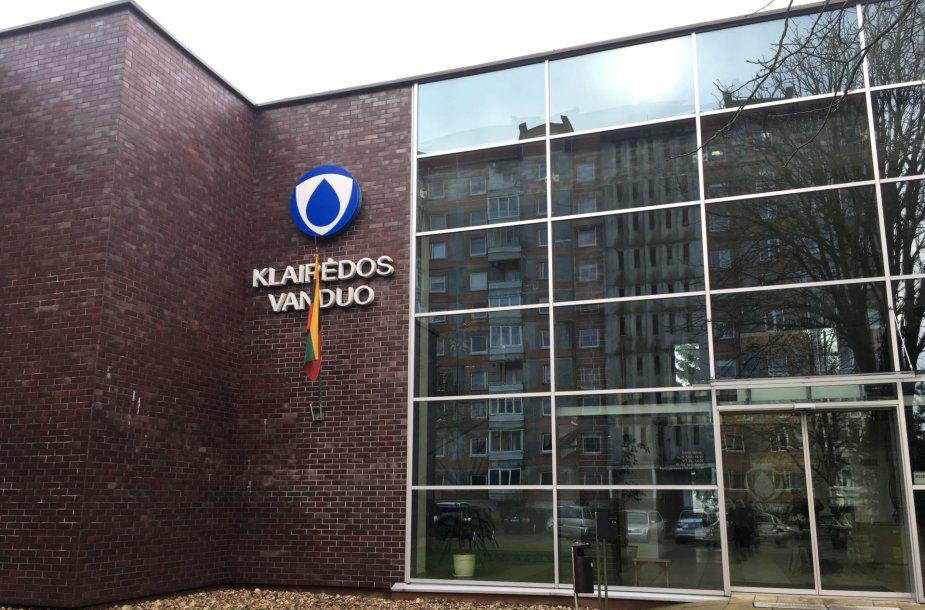 """Bendrovei """"Klaipėdos vanduo"""", skaičiuojama, už nuotekų valymą """"Grigeo Klaipėda"""" per metus mokės apie 1,5 mln. eurų,"""