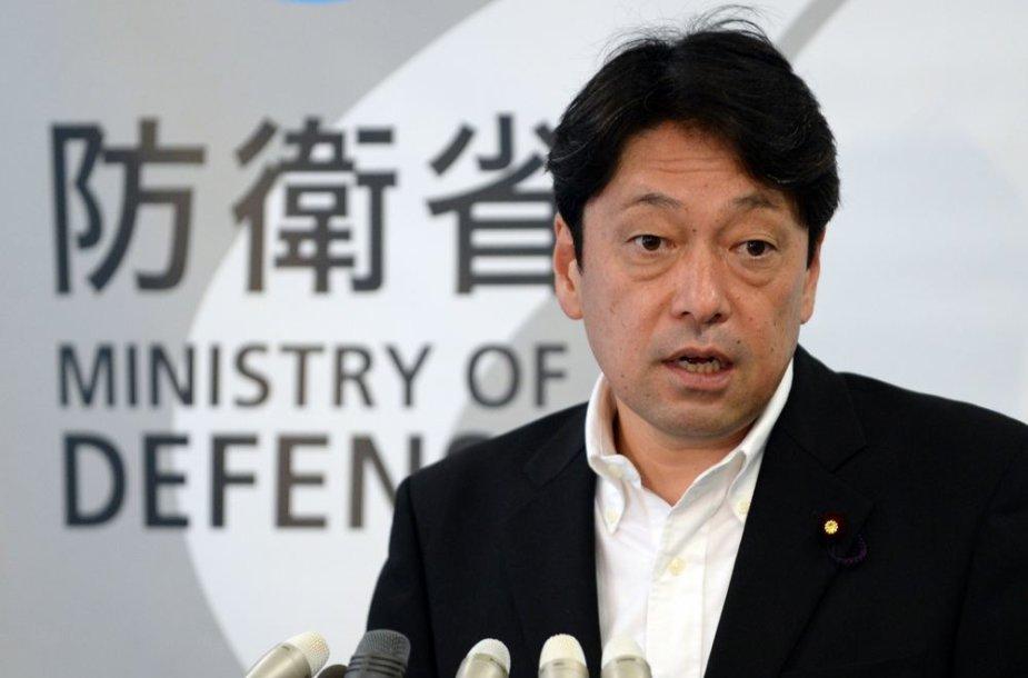 Japonijos gynybos ministras Itsunori Onodera