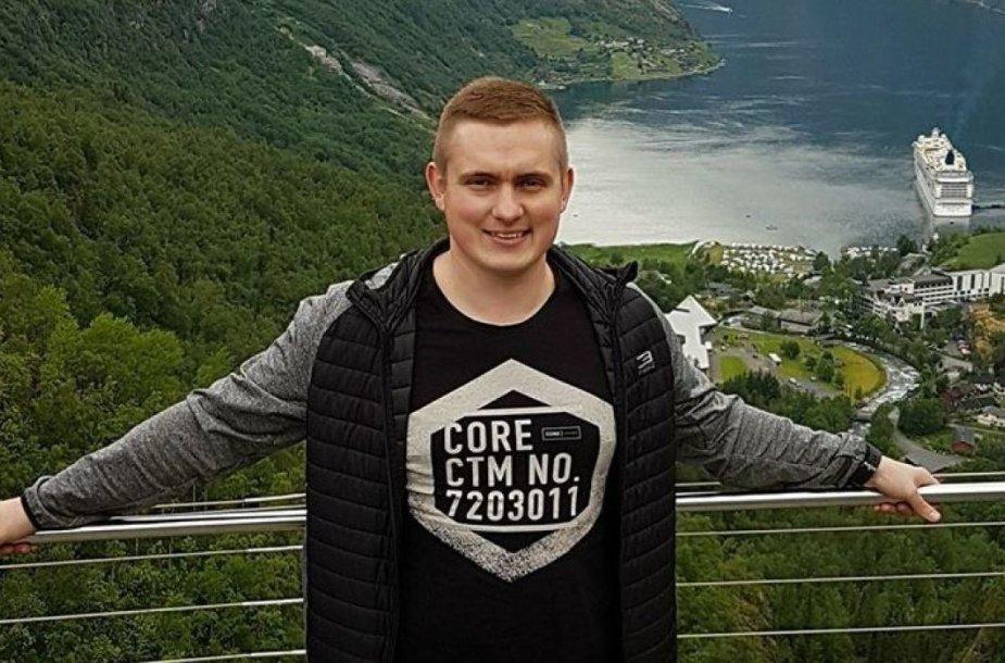 Iš Surviliškio krašto kilęs Vytautas Papolskis šiuo metu Norvegijoje užima vadovaujamas pareigas